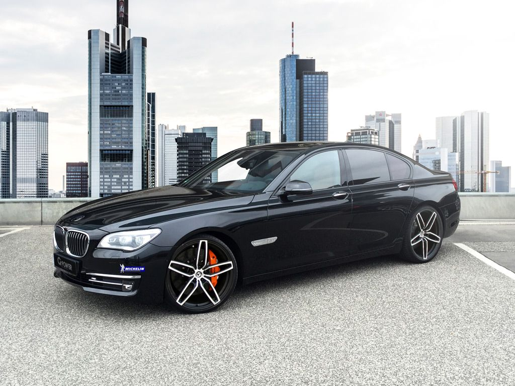 G-Power Turns Things up with the BMW 760i | BMW, Cars and Vehicle