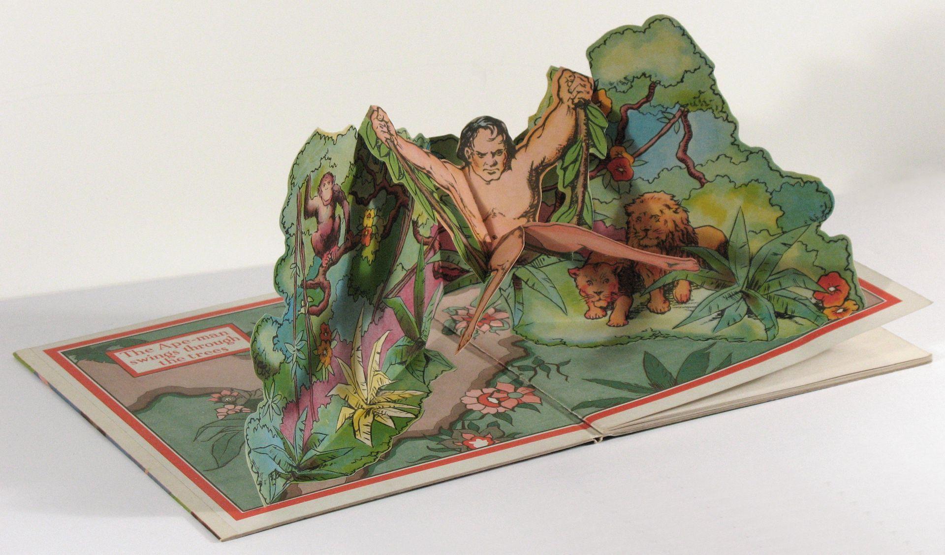Resultado de imagen para como hacer libros con solapas y lengüetas