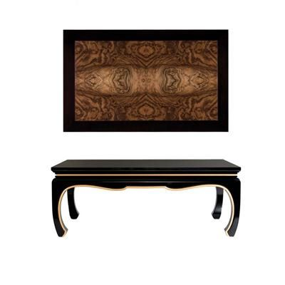 Traditional Cocktail Table From Kindel Furniture, Model: 88 864