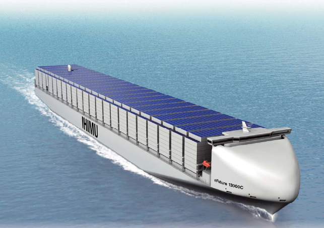 GL to Jointly Develop LNG Solutions for Large Container Ships – gCaptain