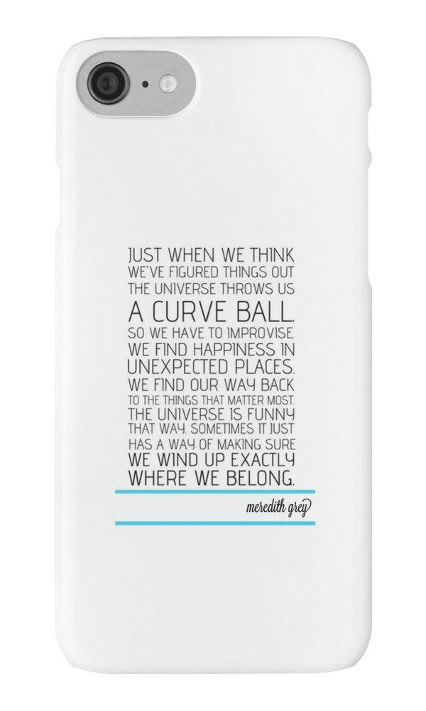 Grey\'s Anatomy - Curveball by swiftxgreys | Gift Ideas | Pinterest ...