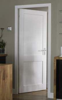 3 Panel Shaker Interior Door Panel Shaker Johnson Pinterest Interior Door Doors And