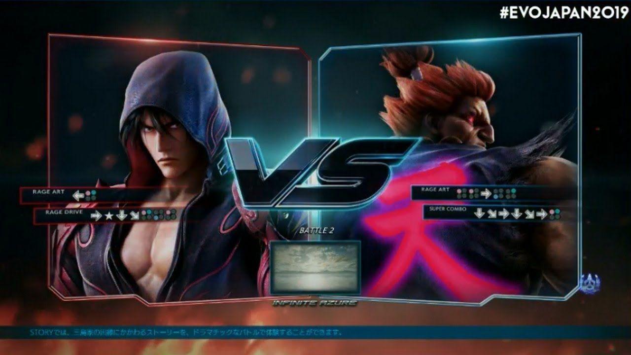 Evo 2019 Japan Tekken 7 Top 8 Cherryberrymango Vs Destiny 17