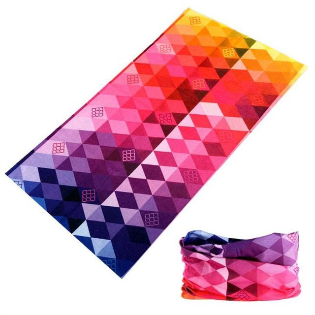 Men's Scarves Buffe Magic Camouflage Head Scarf Summer Multifunctional Cycling Bandana Face Shield Mask Scarves Wraps Bandana Tactical Mask Products Hot Sale