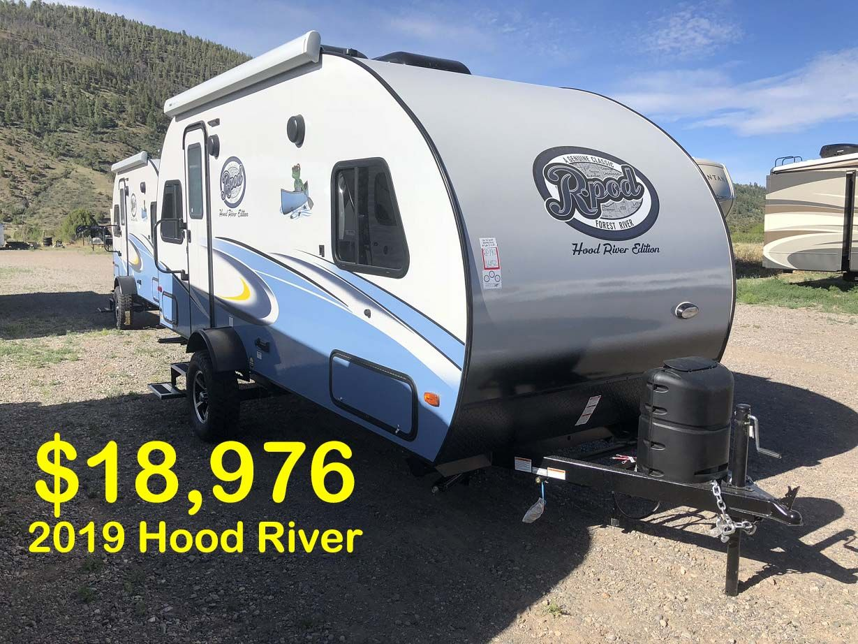 2019 R Pod Hood 190 Hood River Edition Now In Stock Best Price