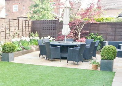 An all year round garden | Meanwood (With images) | Garden ...