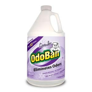 OdoBan 1 Gal. Lavender Disinfectant, Laundry and Air