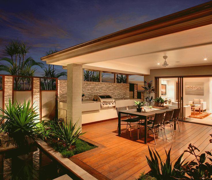 Outdoor Kitchens Sydney Custom Alfresco Kitchen Designs: Santorini - Alfresco