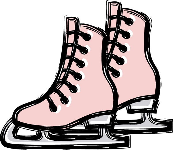 ice skates clipart best craft ideas pinterest rh pinterest ie