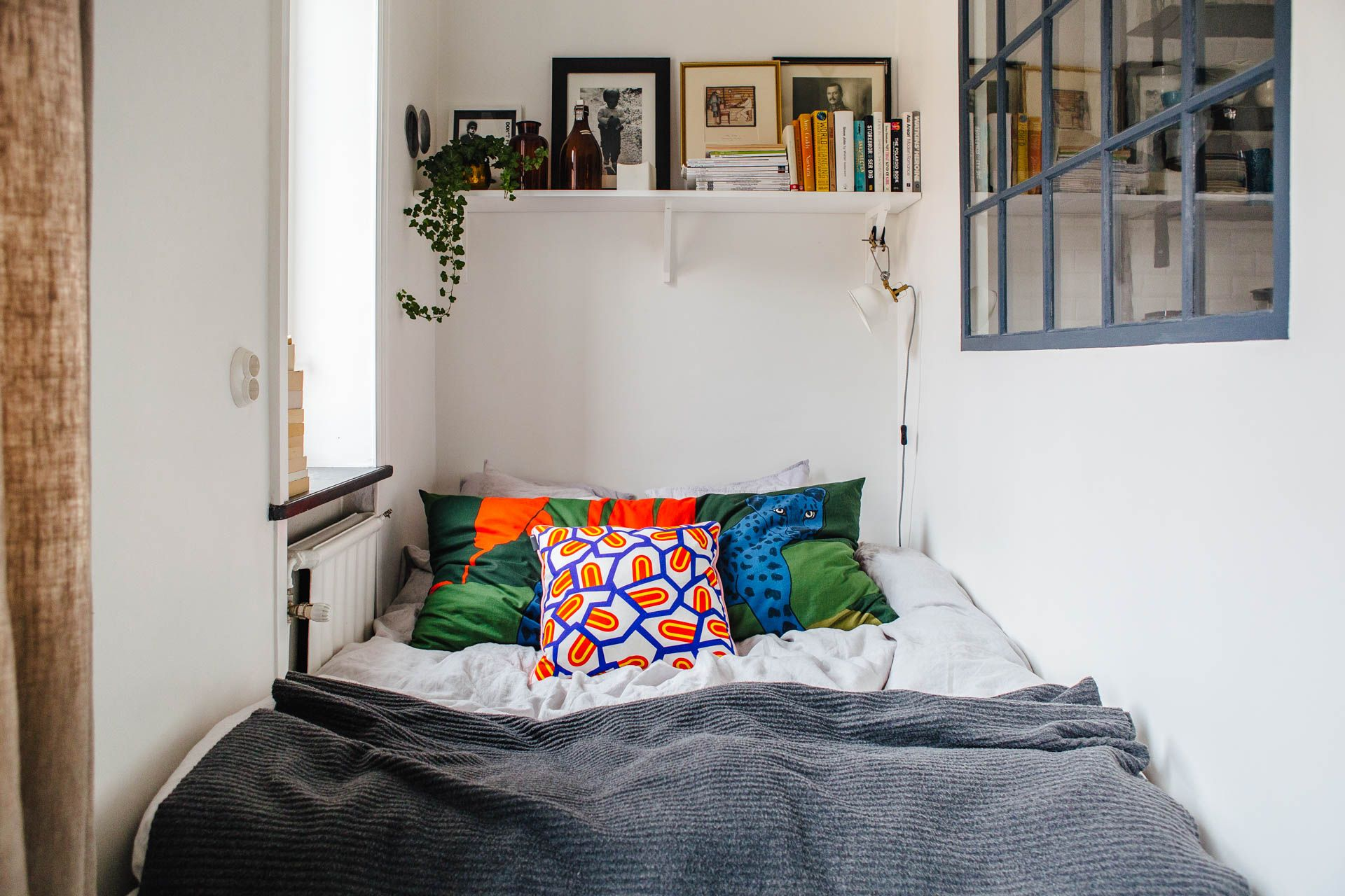 We Love A Teeny Apartment, And We Especially Love A