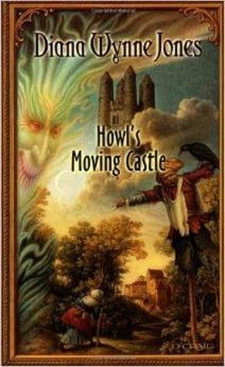 Howl's Moving Castle is probably my most favorite movie of them all. And thus it is a bit strange that I've only read the book of same title by Diana Wynne Jones (Howl's Moving Ca…
