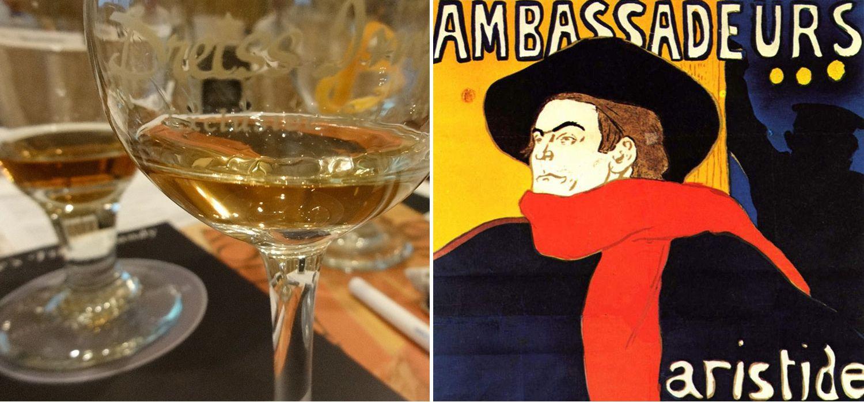 Henri de Toulouse-Lautrec's At the Moulin Rouge painting WikipediaBart…