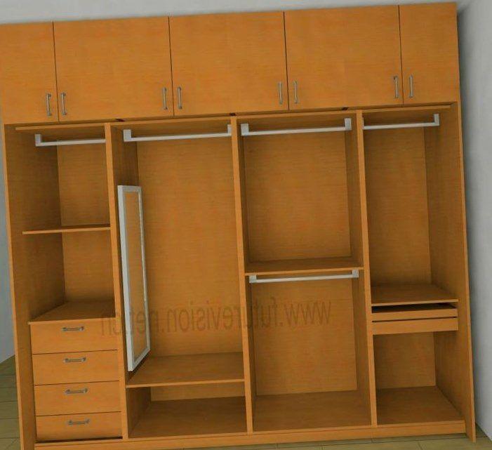 Bedroom Cabinet Design Ideas: Cabinet Designs For Bedrooms