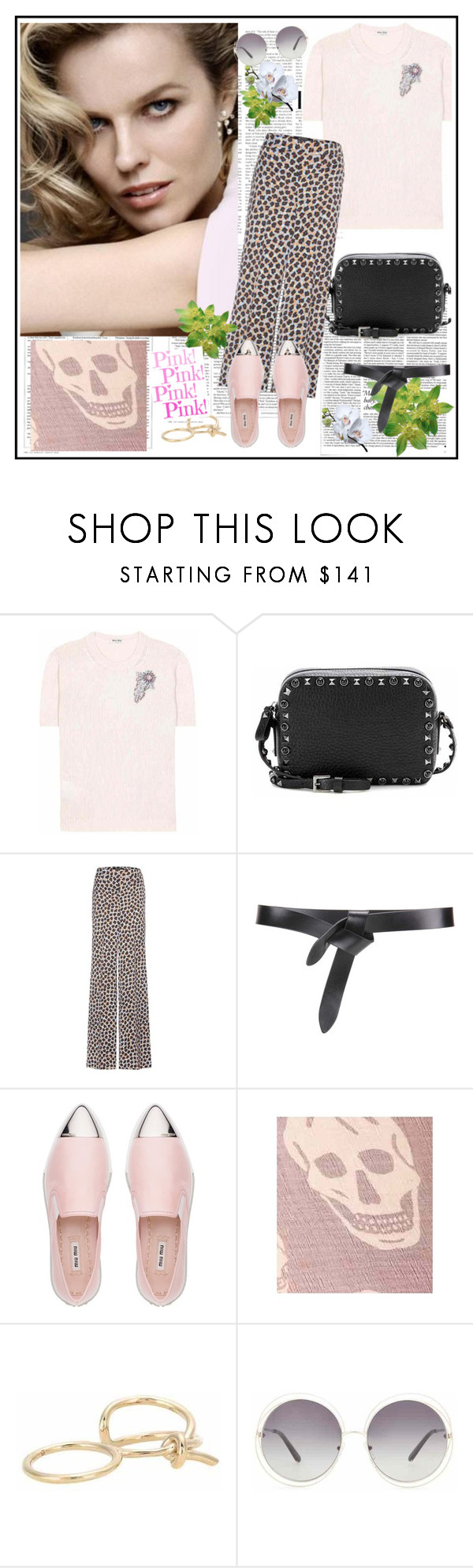"""Pre Fall 2016♥♥♥♥♥♥"" by marthalux ❤ liked on Polyvore featuring Miu Miu, Valentino, Etro, Étoile Isabel Marant, Alexander McQueen, Balenciaga, Chloé, Victoria Beckham, StreetStyle and fallstyle"