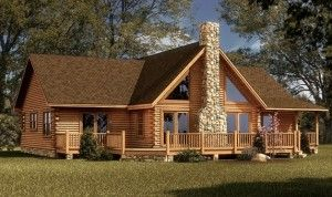 Uinta Log Home Builders   Utah Log Cabin Kits   2,000 To 3,000 Sq Ft