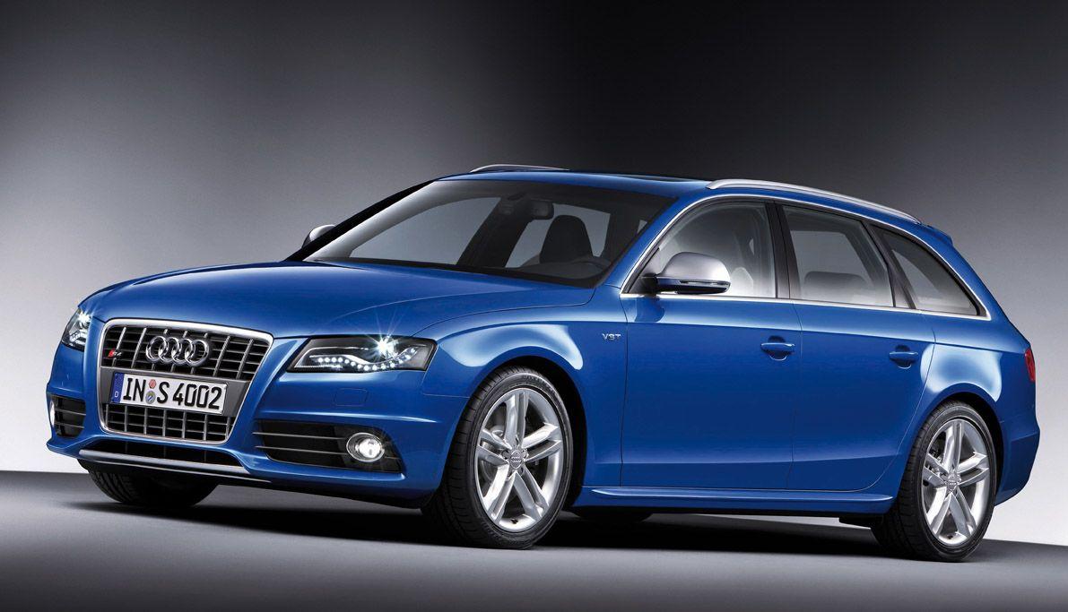 Audi S4 Avant Audi S4 Audi Family Car