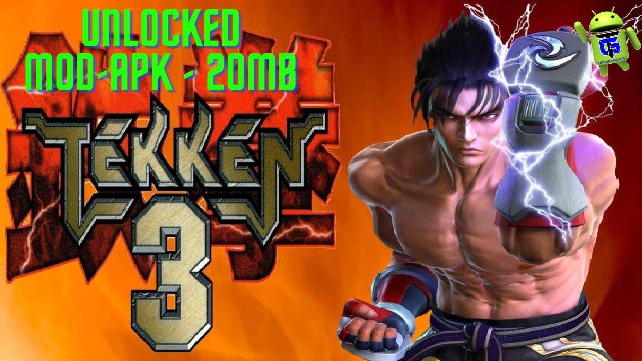 tekken 3 characters unlock