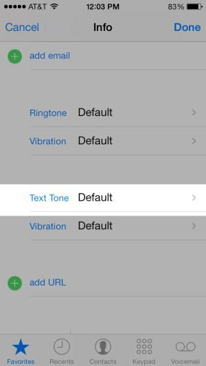 Create Custom Text Message Tones on Your iPhone | Gadget