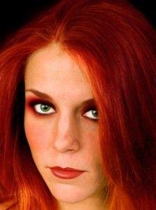 Best Hair Color For Blue Eyes Red Hair Brunette Fair Skin