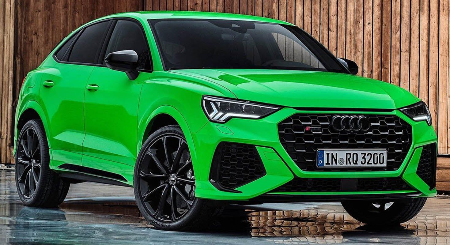 أودي أر أس كيو3 سبورتباك 2020 الجديدة كليا كروس أوفر رياضية مدمجة الشكل صاروخية الأداء موقع ويلز Audi Rsq3 Audi Audi Rs