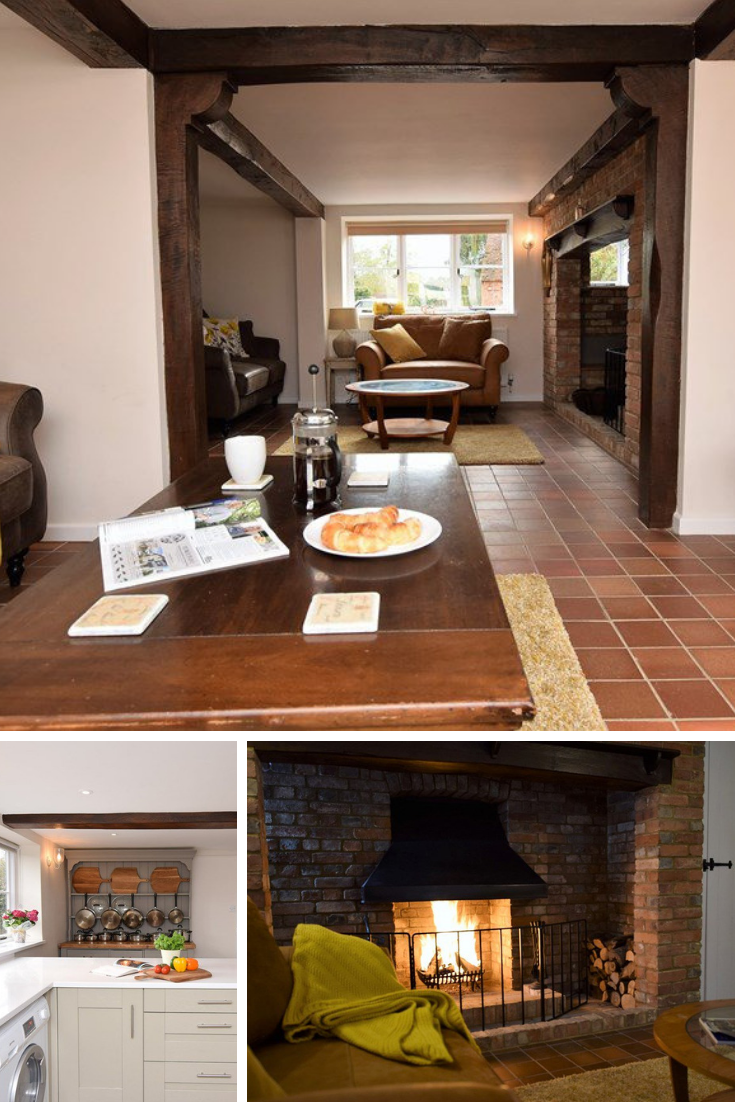 Located on the outskirts of the charming Kent village of