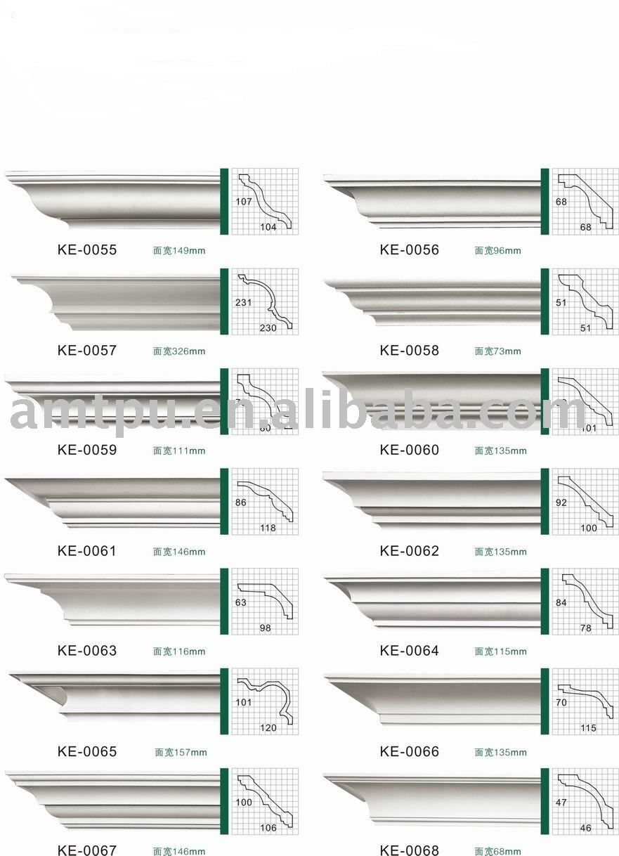 Merveilleux Molding Profiles For Cornices