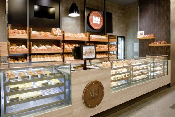 Lovely MJ Bakery / Interior Design U0026 Branding By Victoria Scharrer, Via Behance