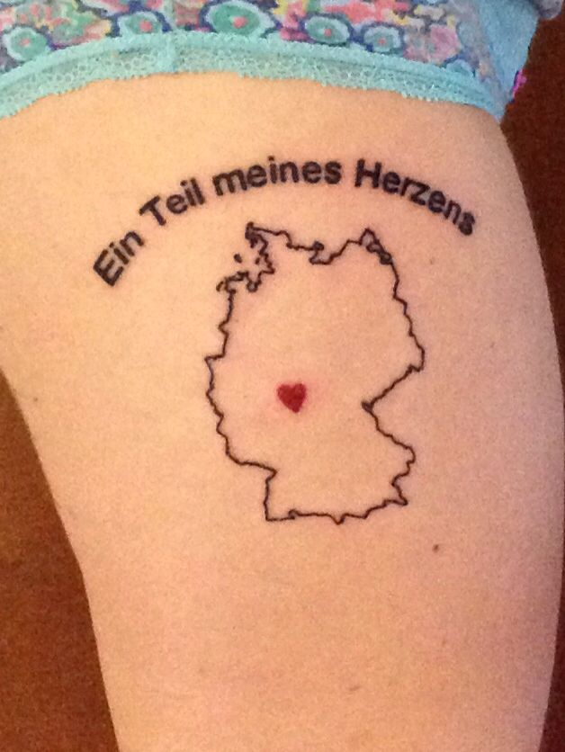 <b>Germany</b>. Where my family is from =] Like this idea for a <b>tattoo</b> on ...