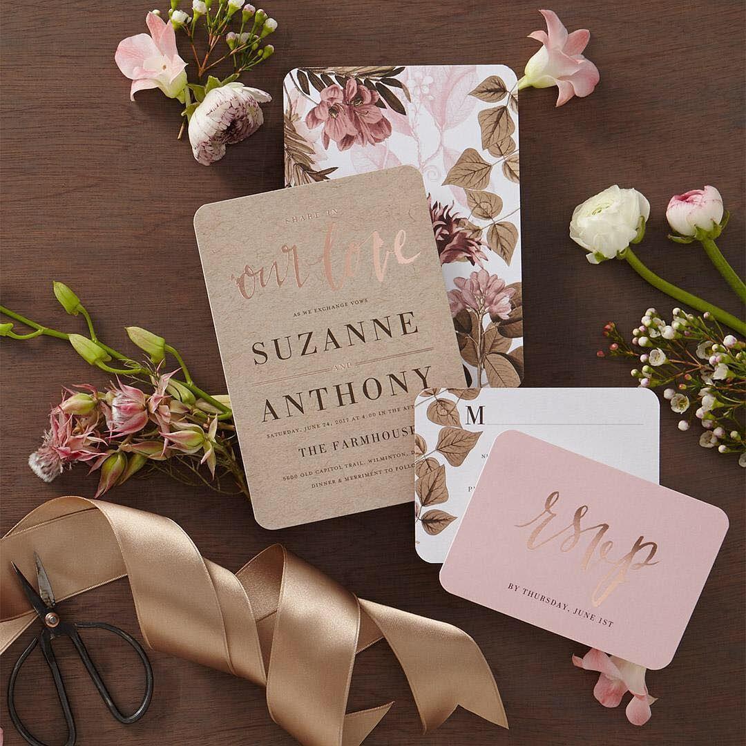 Wedding Invitations Ideas Pinterest: #BridesSweepstakes #BridesInfluencers #WeddingPaperDivas