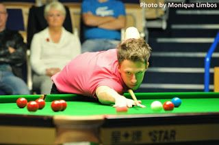 Snooker, my love: Gloucester Glory for Allen