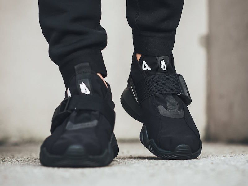 Auckland oficina postal pollo  NikeLab ACG 07 KMTR On-Feet Photos - Sneaker Bar Detroit | Sneakers, Acg,  All black sneakers