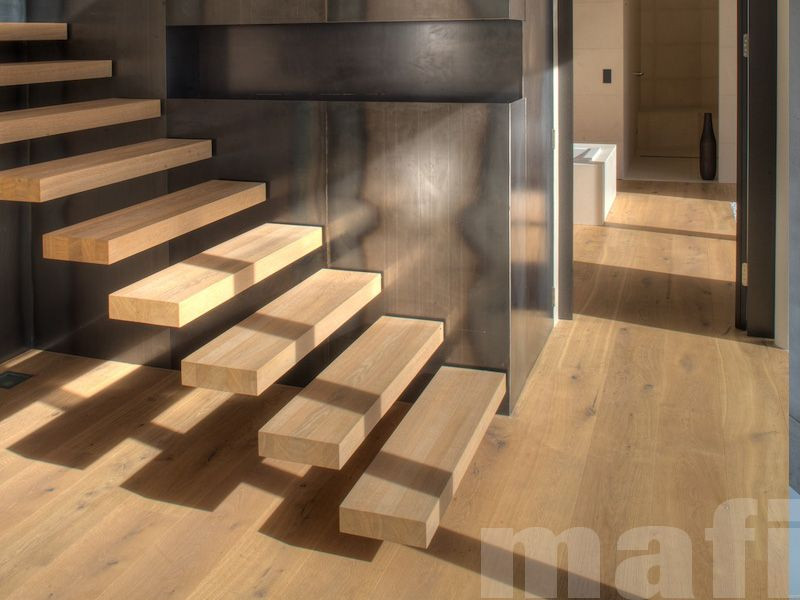 Custom And Pre Finished Stairs   Mafi Timber Australia