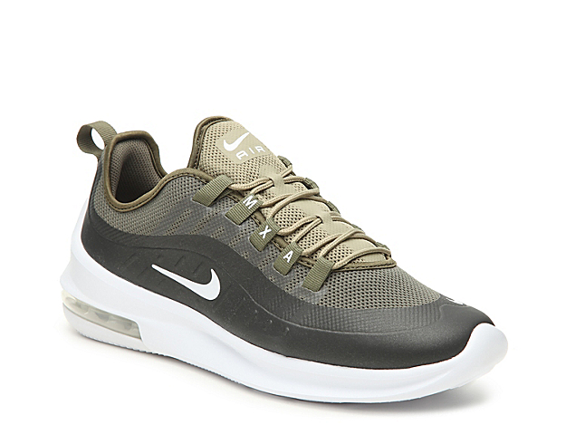 Men Air Max Axis Sneaker - Men's -Olive Green