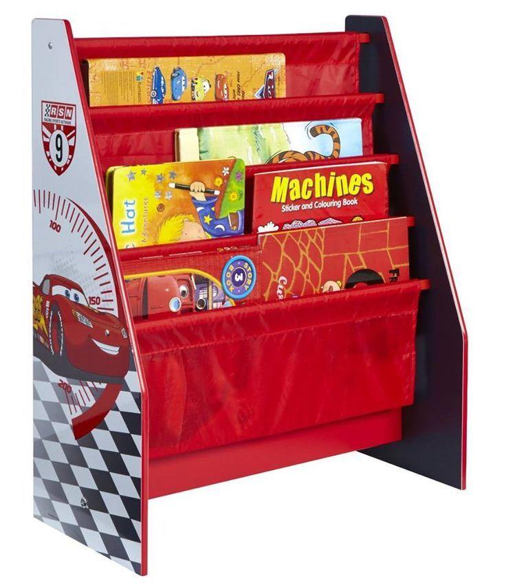 Autozimmer Cooles Bücherregal für kleine CarsFans das
