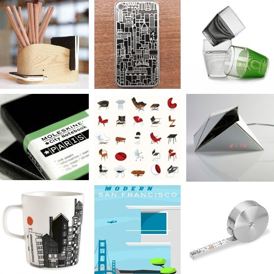 Architect Gift Ideas a gift guide for the architecture lover | gift and christmas gifts