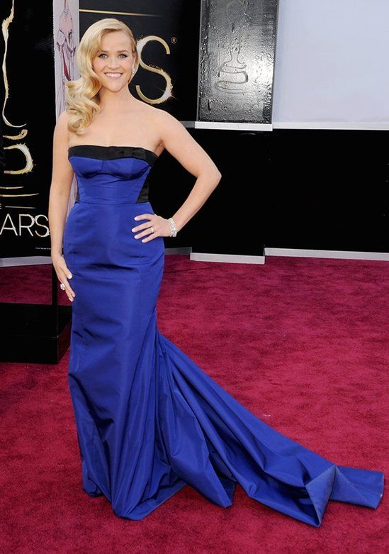 Reese Witherspoon rocking it in Louis Vuitton - 2013 Academy Awards