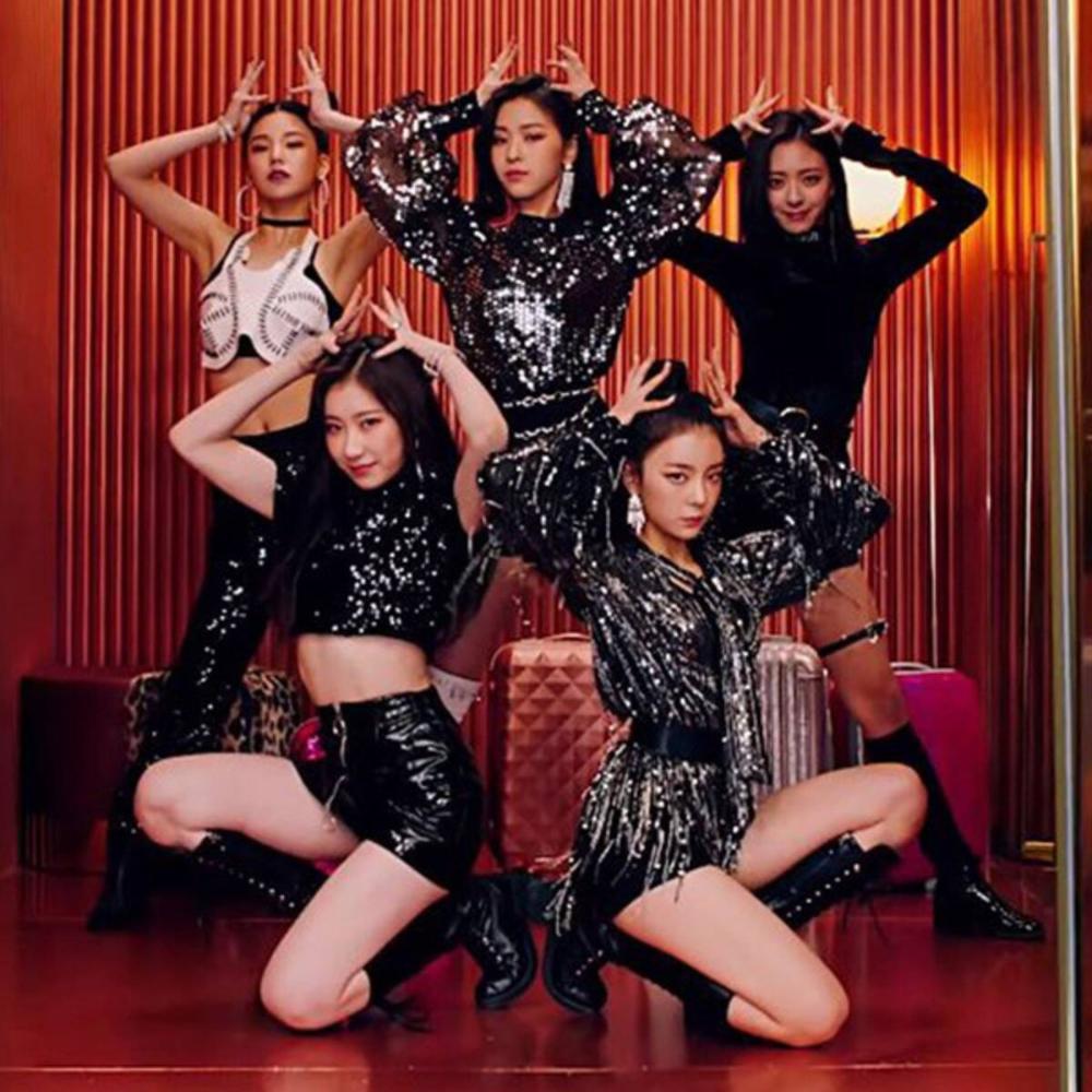 Best 12 5 Members Of South Korean Girl Group .