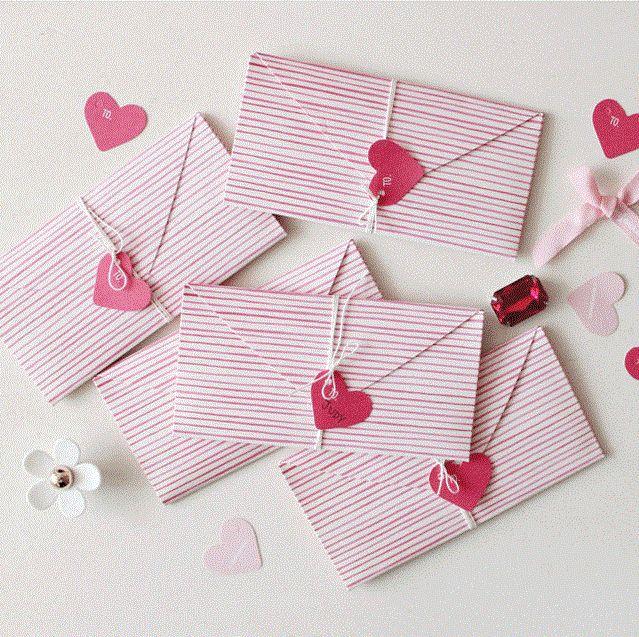 new arrival 16pcs mini writing letter envelope send love