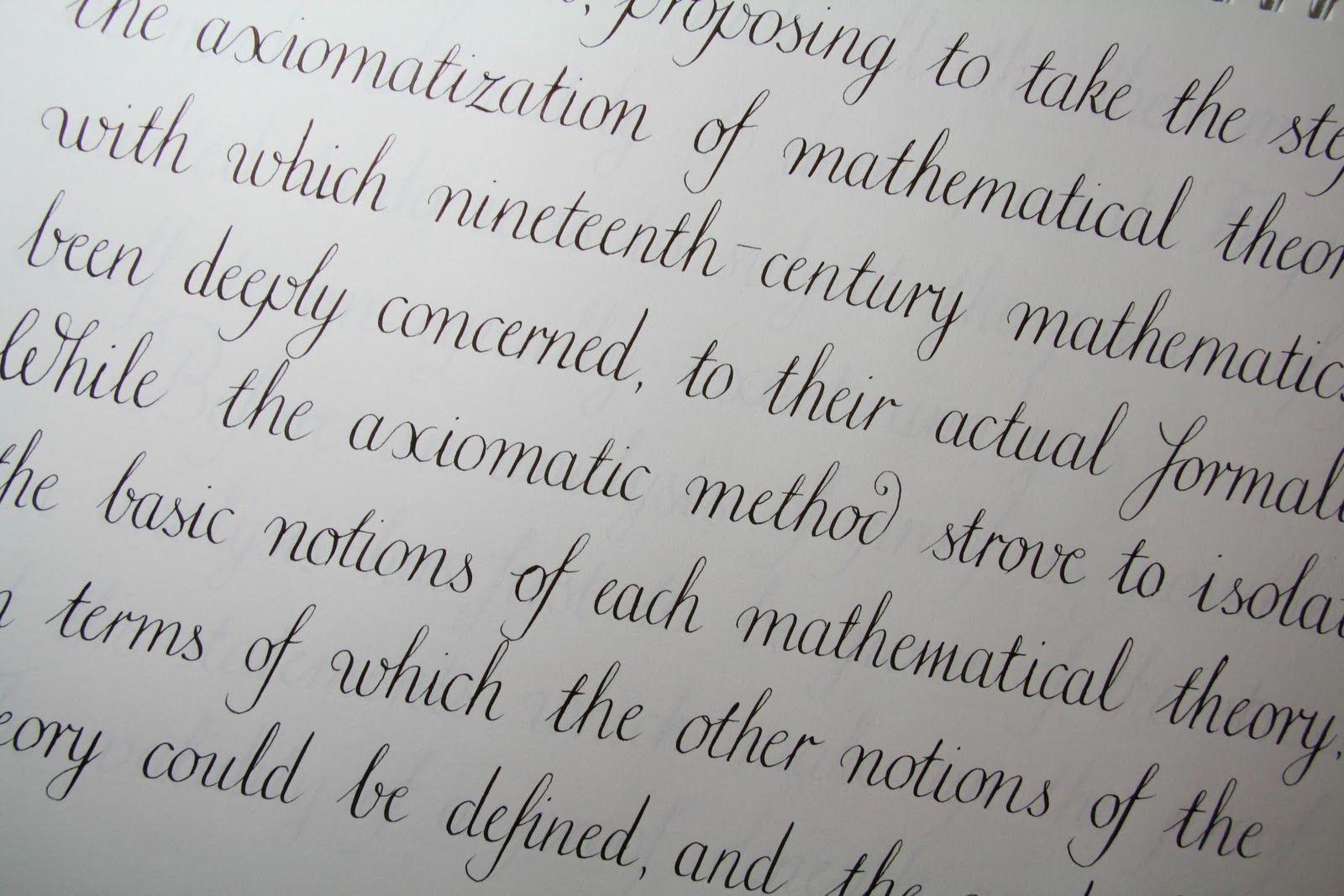 Podobny Obraz Handwritingtips