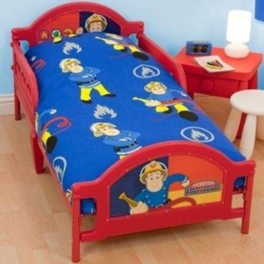 Fireman Sam Junior Duvet Bundle, Team Umizoomi Toddler Bedding