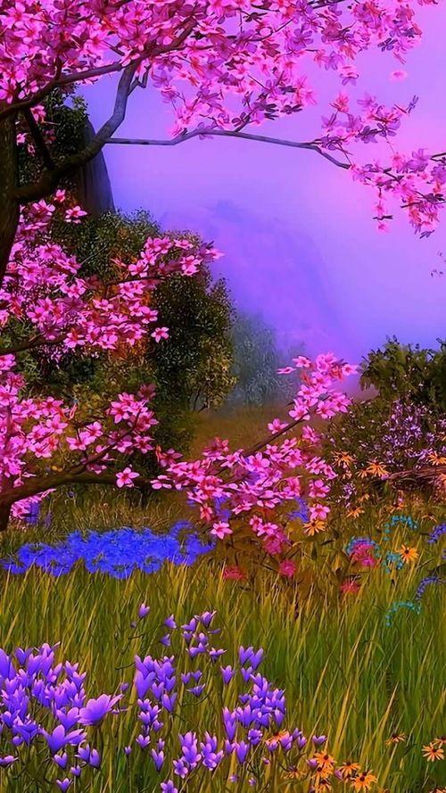 Beautiful Spring Nature Beautiful Nature Beautiful Landscapes Beautiful Nature Wallpaper