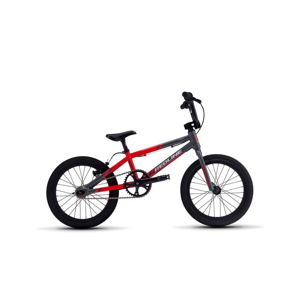 Redline Proline Pitboss Youth Bike Gray Bmx Bikes Bmx Racing Bikes