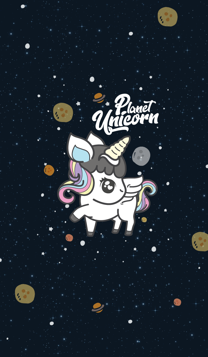 Planet Unicorn Theme Unicorn Unicorn Unicorn Lockscreen
