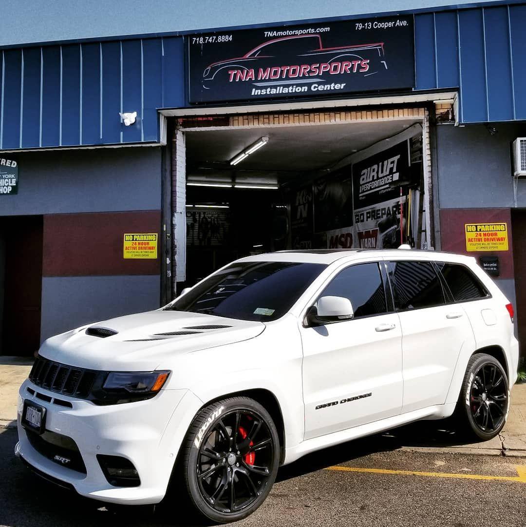 Tna Motorsports On Instagram 2017 Jeep Grand Cherokee Srt8 Eibach Pro Springs 22 Sr Jeep Grand Cherokee Jeep Grand Cherokee Srt 2017 Jeep Grand Cherokee