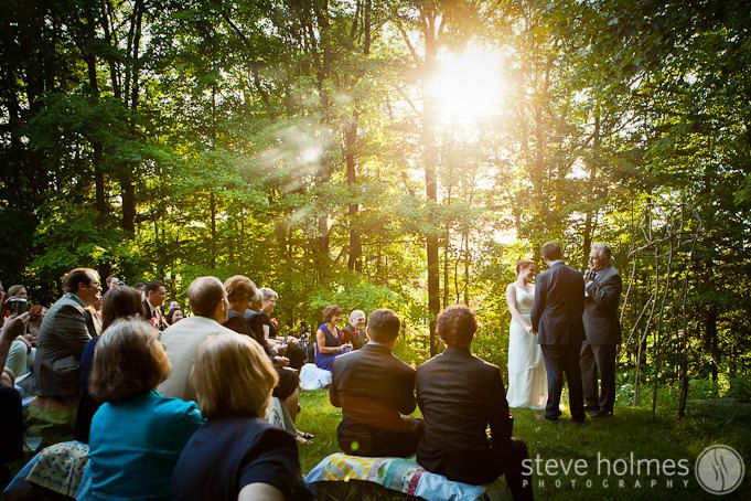 Stonewall Farm Wedding Ceremony Photo By Steve Holmes Photography Stonewall Farm Farm Wedding Ceremony Garden Wedding Venue