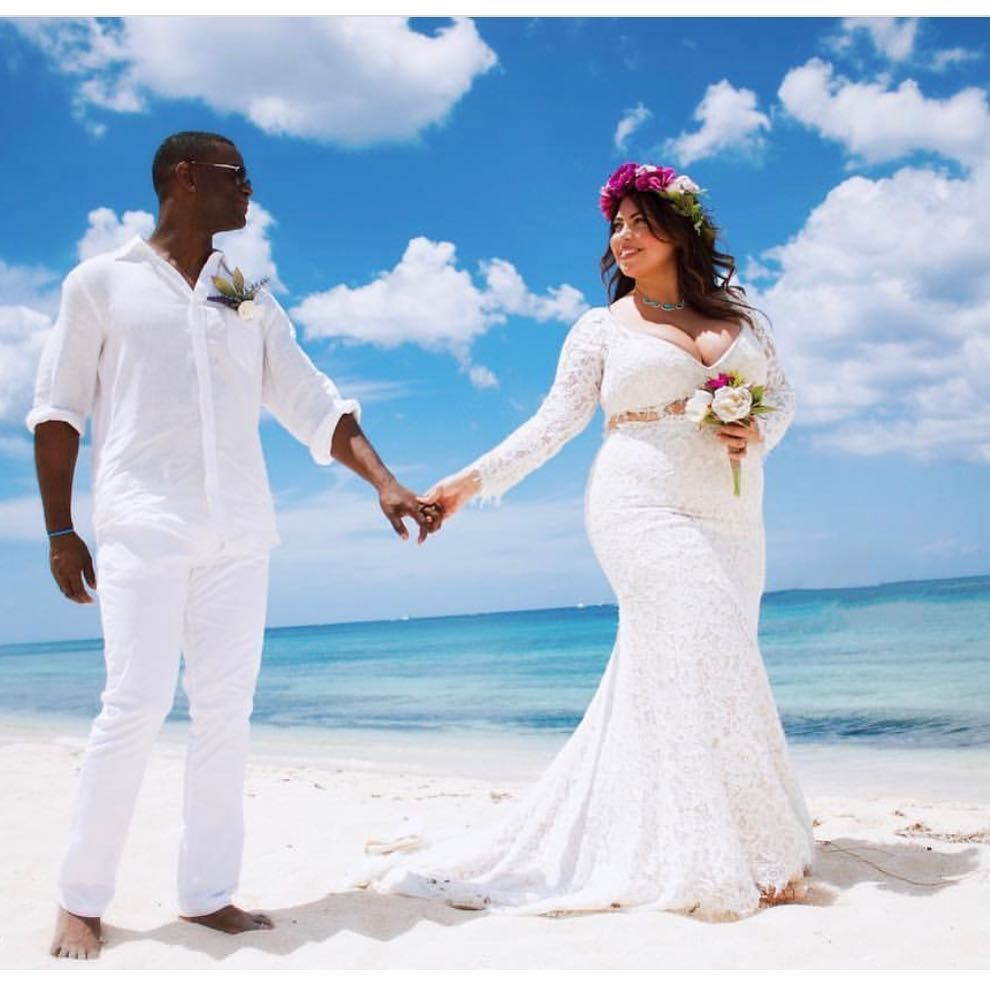 Custom plus size wedding gowns for fuller figured women by Darius ...