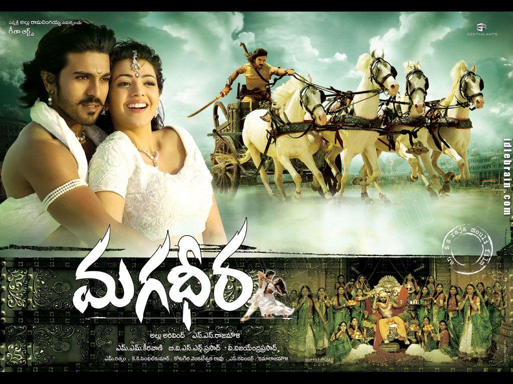 Magadheera 2009 720p Hindi Dubbed