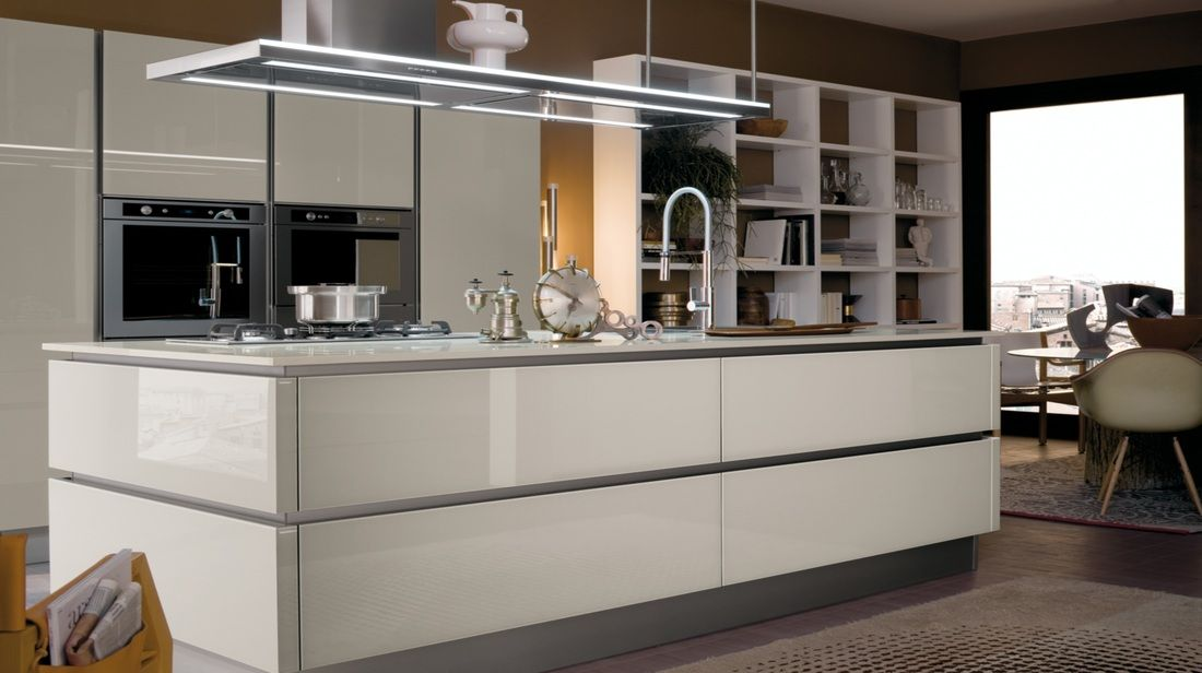 Modello ri flex veneta cucine moderno formarredo for Lavoro arredamento milano