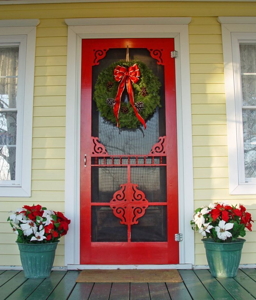 20 Amazing Front Porch Ideas You Must Try In 2018: 20+ Best Door Paint Colors Ideas For Modern House. Best