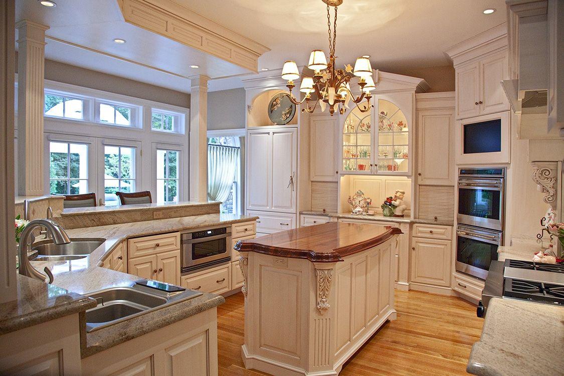 Painted/Glazed Kitchen | Kitchen design, Kitchen cabinet ...